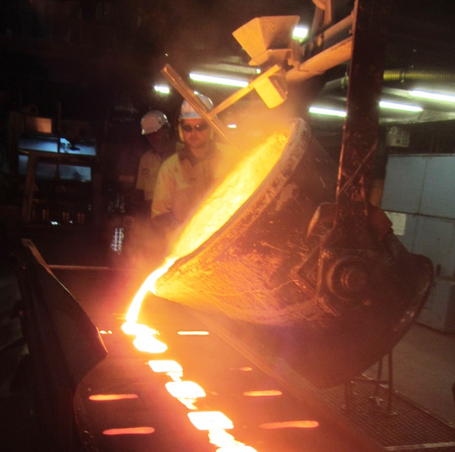 American Indusrial Manufacturing Solutions Cast Iron Foundry